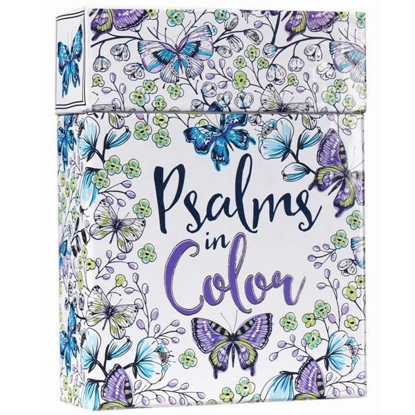 Psalms in Color: Cards to Color and Share   Card - gifts.crossmap ...