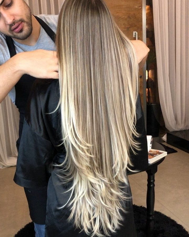 Pin De Nicci Nicole Corson En Hair Color Cabello Largo