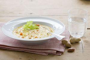 Bio-Rezept: Würzige Erdnusssuppe - RAPUNZEL NATURKOST