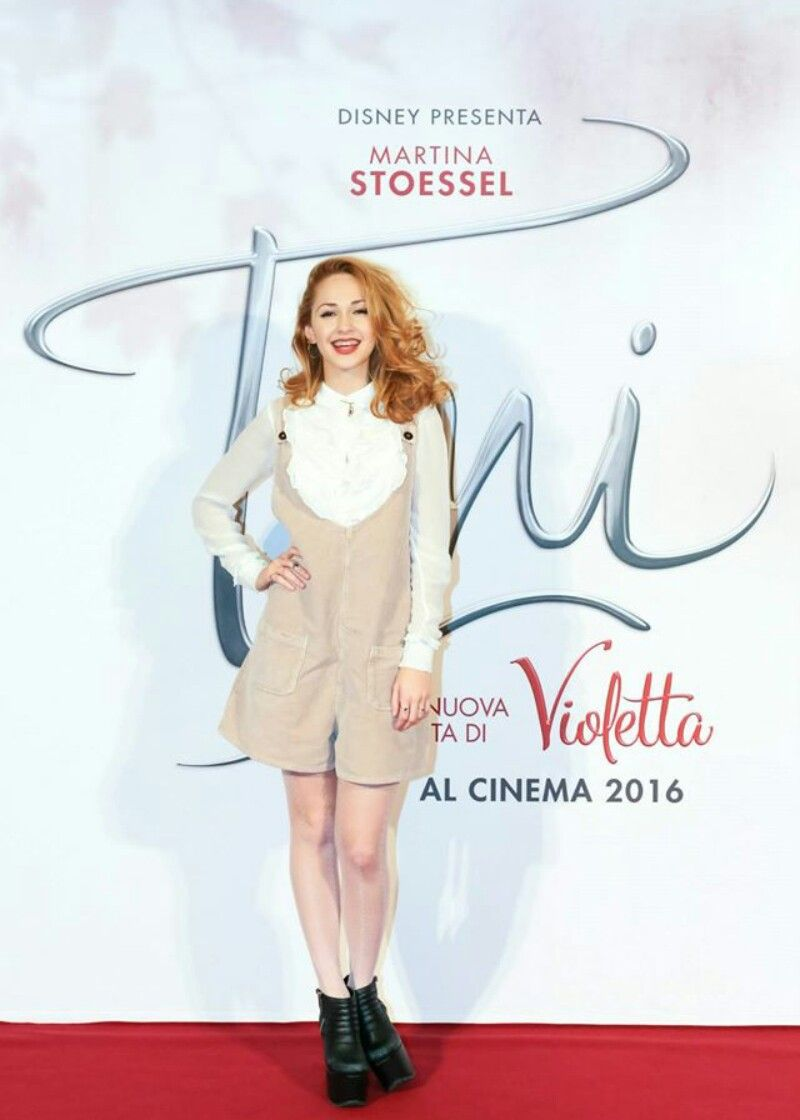 Pin von The Better Fashion auf Tini: El gran cambio de violetta ...
