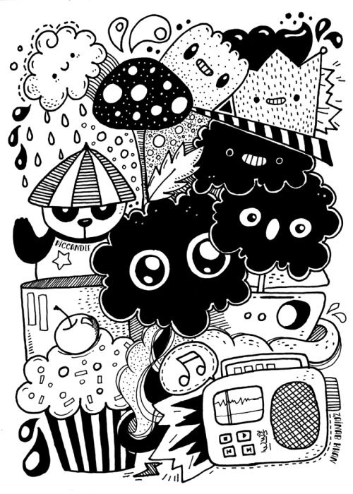 Just Another Doodle by PicCandle www.youtube.com/piccandle
