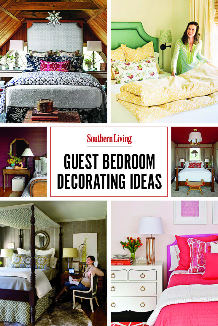 Gracious Guest Bedroom Decorating Ideas: Guest Bedroom Decor, Guest Room Decor, Home Decor Bedroom