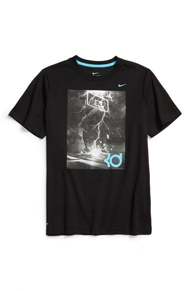 dd95e086 Boy's Nike 'KD Hero' Dri-FIT Graphic T-Shirt | kd35 | Boys nike T ...