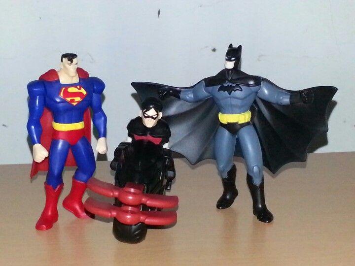 my superheroes...;)