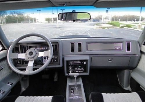 1987 Buick Grand National With Moon Roof Images Overview Of The Development Of The Buick Grand National Turbo Buick Grand National Grand National Buick