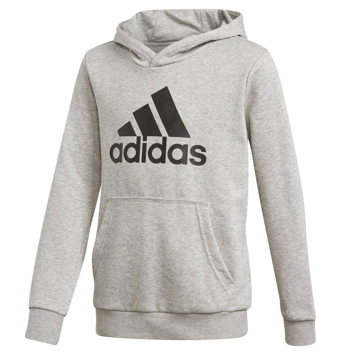 Sweatshirt, Kapuze, Kängurutasche, für Jungen | Adidas
