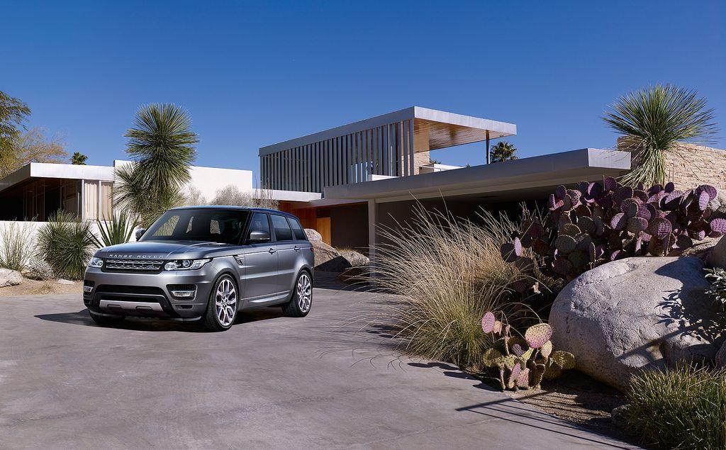 Totalmente nueva Range Rover Sport – La respuesta a cada desafío – Land Rover