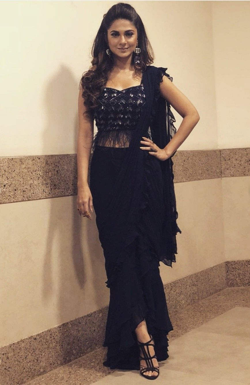 Jennifer Winget Follow Me For More Navshin Shaikh Indian Dresses Saree Designs Fashion