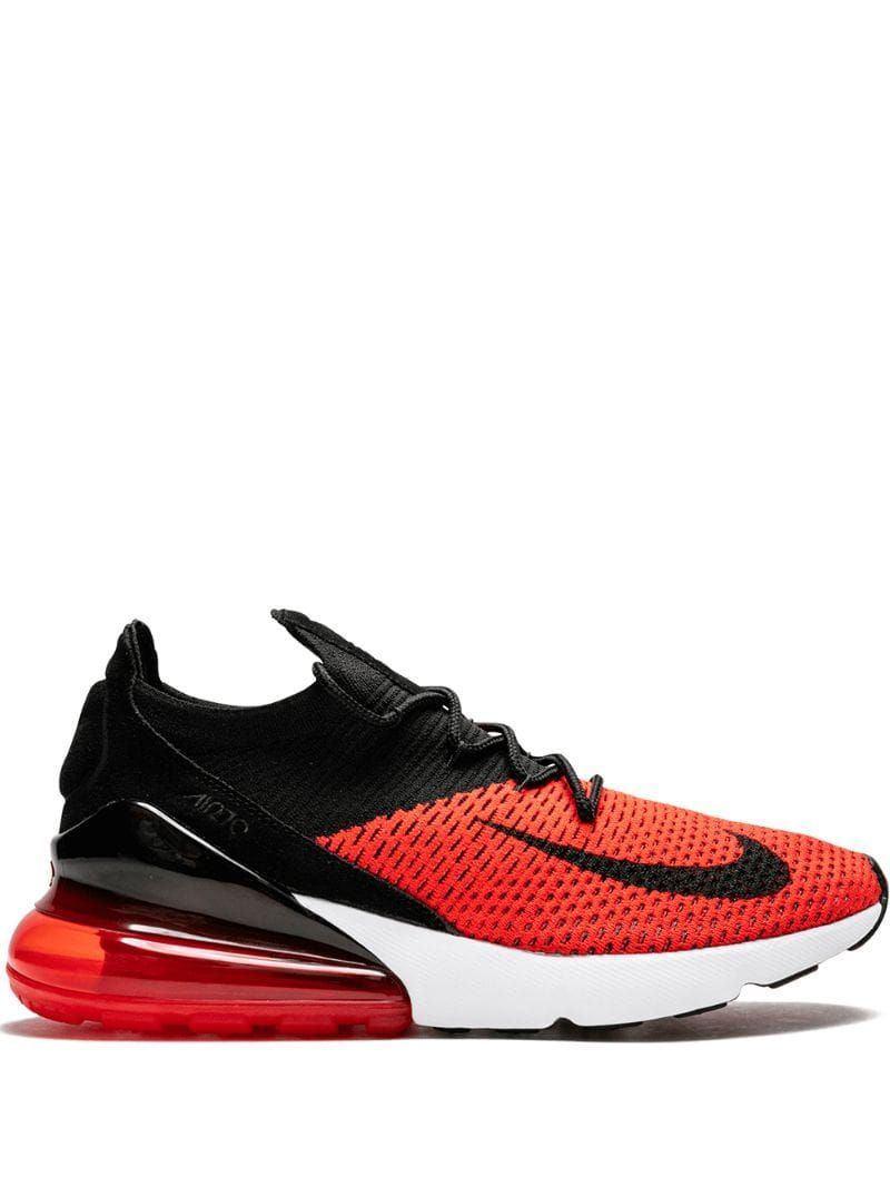 Nike Air Max 270 Flyknit Sneakers | Products in 2019 | Nike