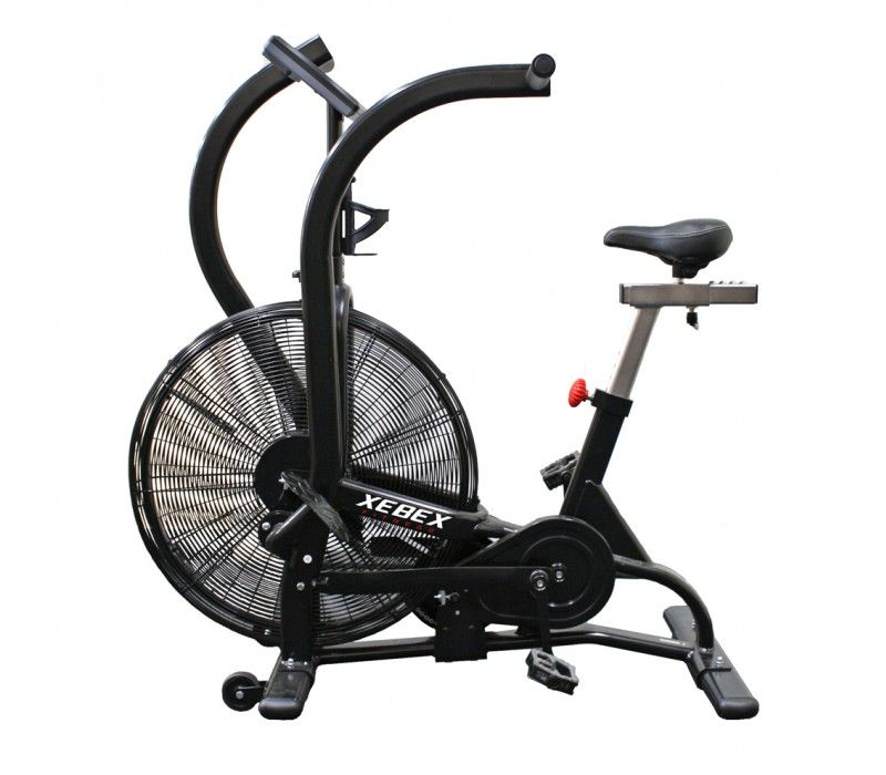 Blitz Air Bike By B O S Performance Machines At Home Gym Bike
