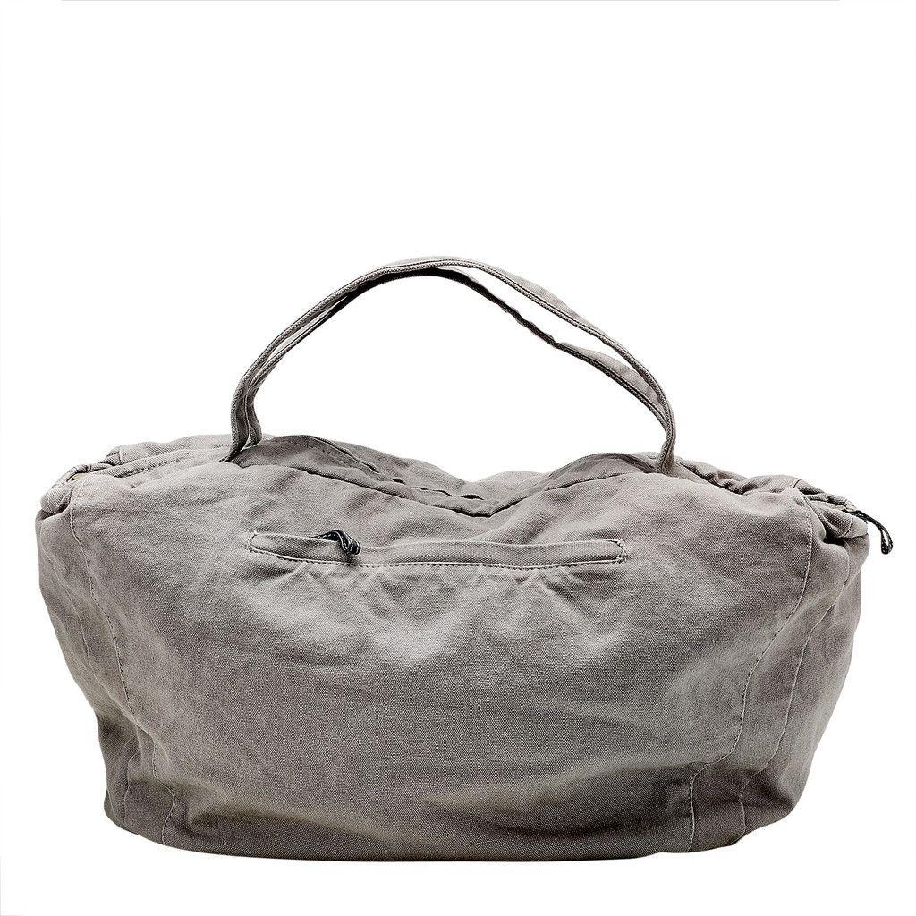 Canvas travelbag