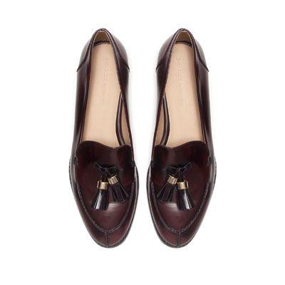 ANTIK MOCCASIN - Shoes - Woman - ZARA Malaysia
