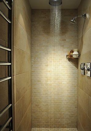 Dos Donts In Bathroom Design Fully Tiled Shower MBE - Fully tiled bathroom