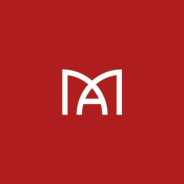 Am Monogram Logo Logo Logodesign Design Graphic Designer Art