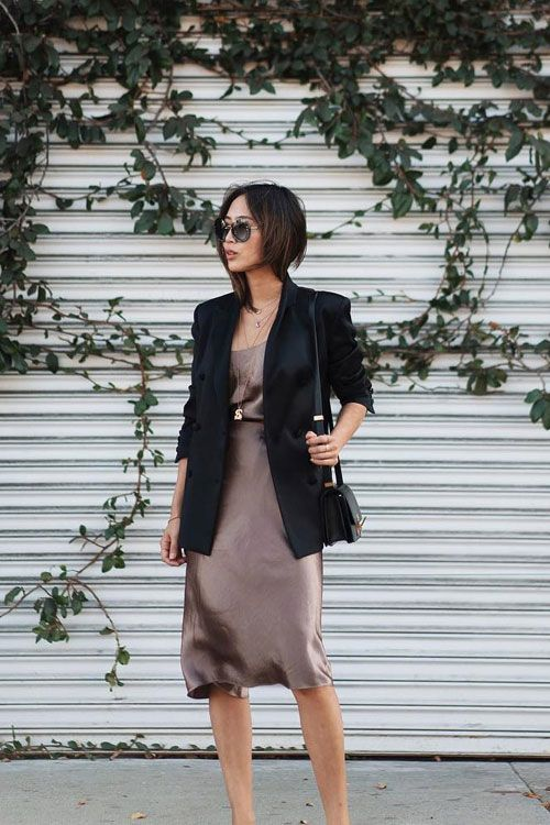 How to Wear: Slip Dress Trend Like a Fashion Girl | Slip dress ...