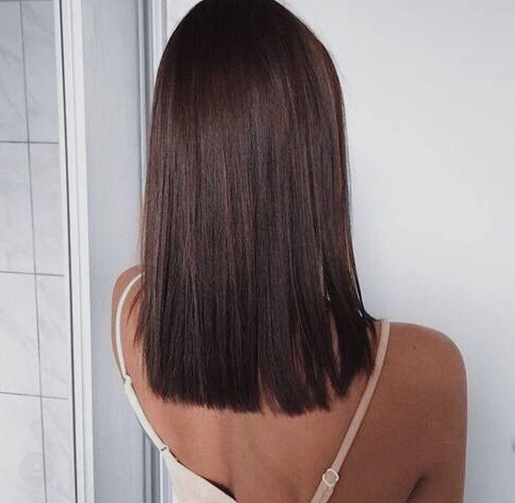 Rich Brown Hair In 2019 Hair Styles Hair Hair Cuts