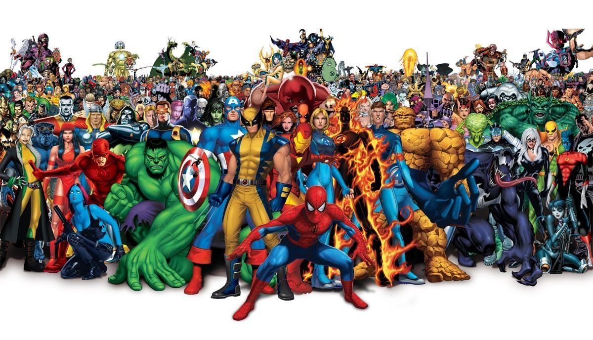 Mundo Marvel! !!!!!!