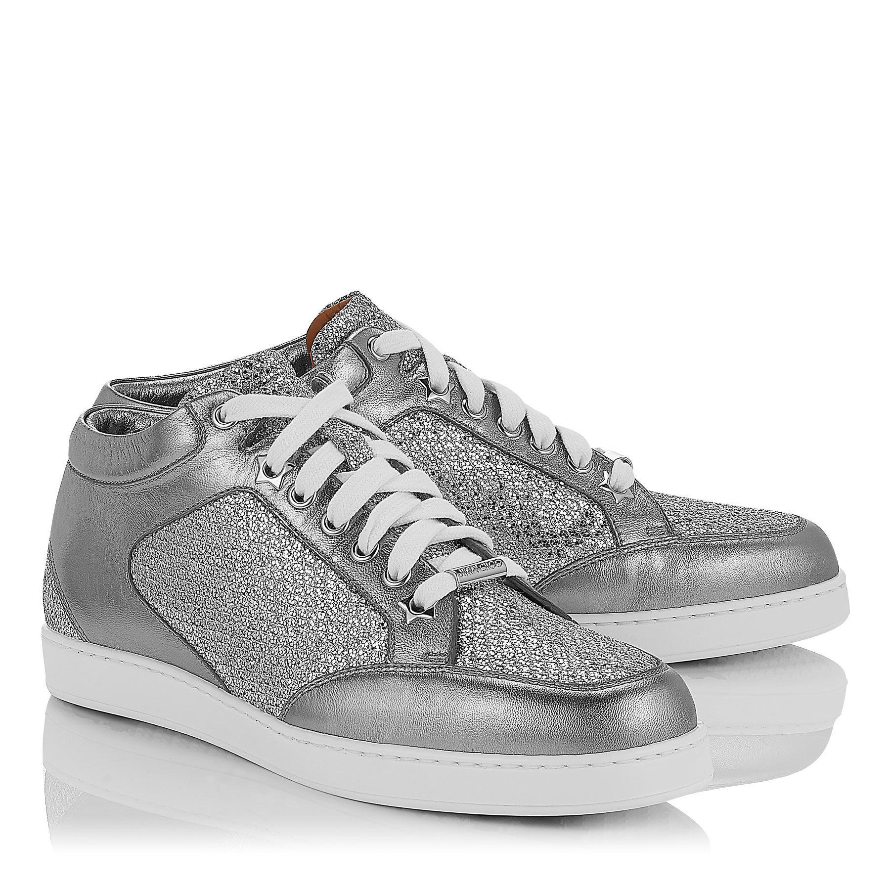 Jimmy choo, Casual shoes, Glitter fabric