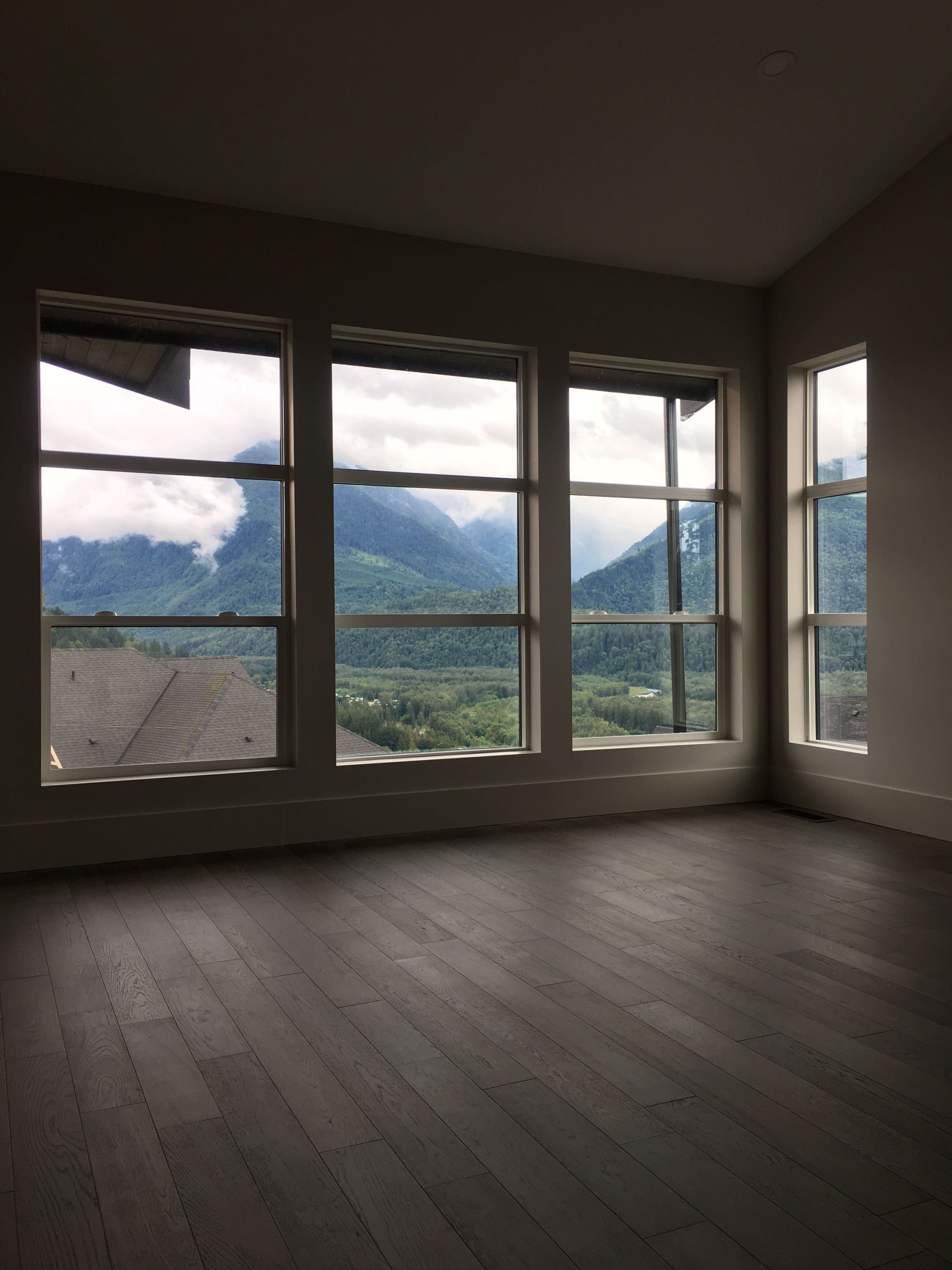 Homes With A View Especially From The Master Bedroom