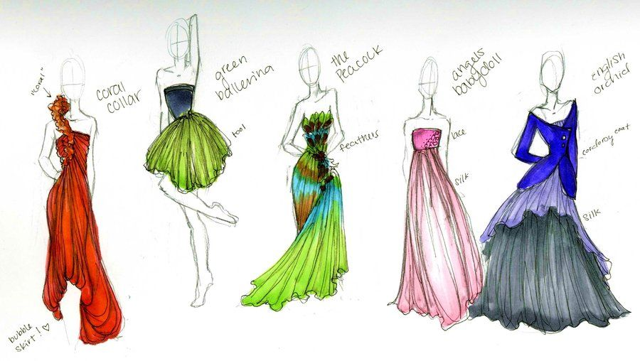 fashion designs i by waterlily78704 deviantart on
