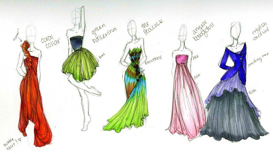 fashion designs i by on