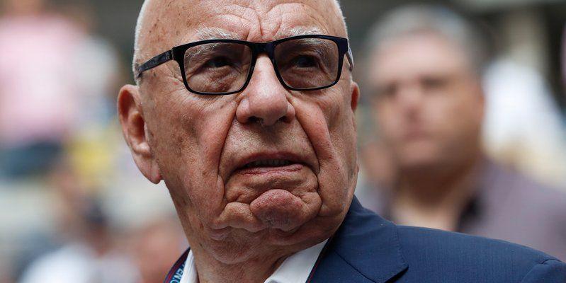 Rupert Murdoch Lays Out Vision Of Tv After Disney Fox Deal Rupert Murdoch News Corp 21st Century Fox