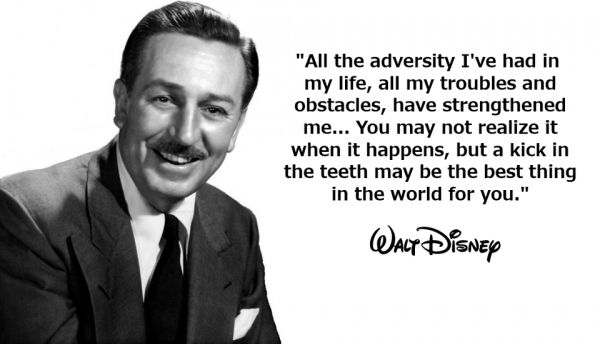 60 Walt Disney 60 Of The Most Inspiring Quotes For Overcoming A Classy Walt Disney Quotes About Life