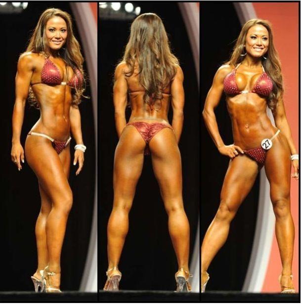 мисс бикини олимпия 2012