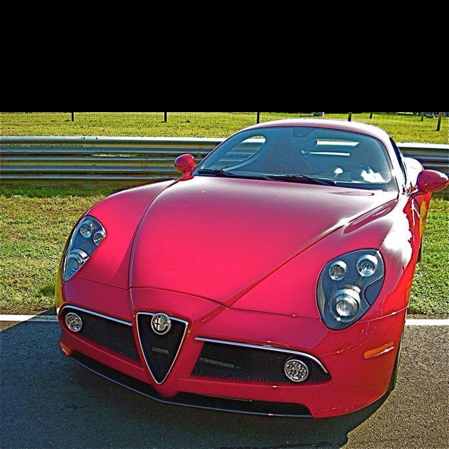 Alfa 8C.