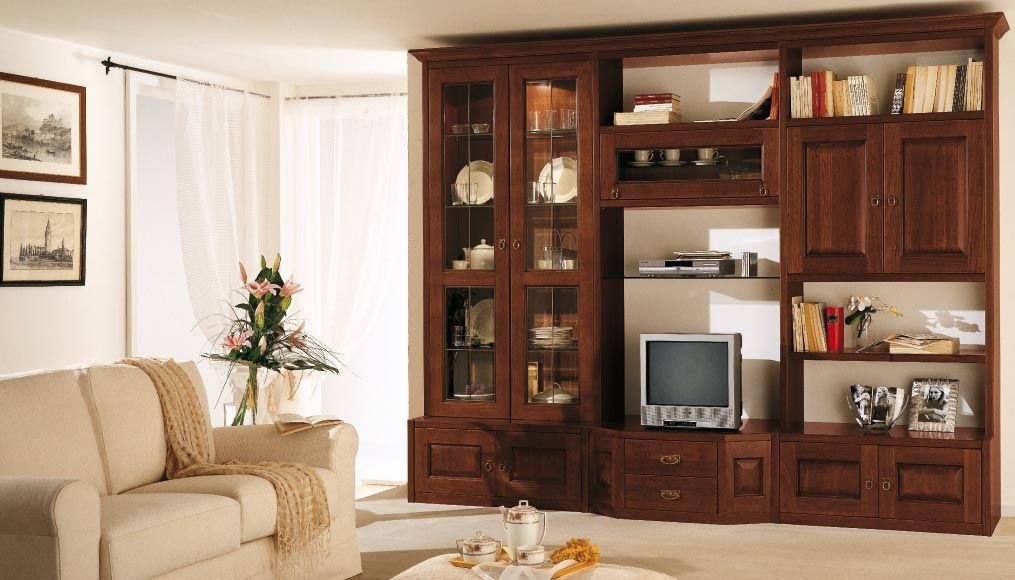 Emejing Arredamento Soggiorni Classici Contemporary - Design and ...
