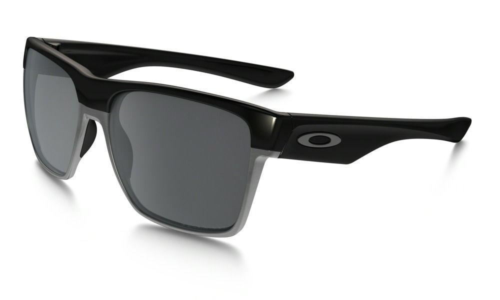 8d1a650e518 Shop Oakley TwoFace™ XL Polarized in POLISHED BLACK   BLACK IRIDIUM  POLARIZED…