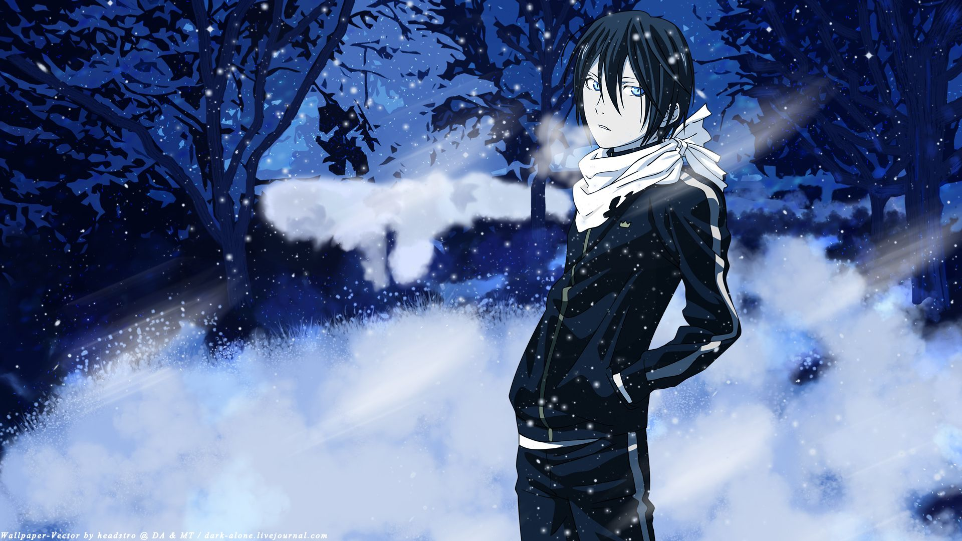 51 Noragami HD Wallpapers | Backgrounds - Wallpaper Abyss