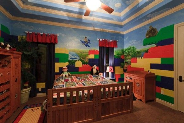Charmant ... Boys Room Lego Ideas