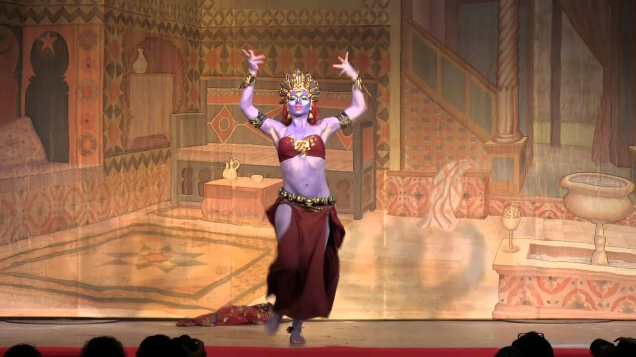 Neo Showgirl ★Jaydee Amrita @ Tribal Fest 13 : Kali Dance