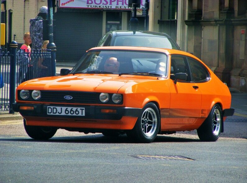 Mercury Capri Xr2 I Owned One Of These For 13 Years It Was The