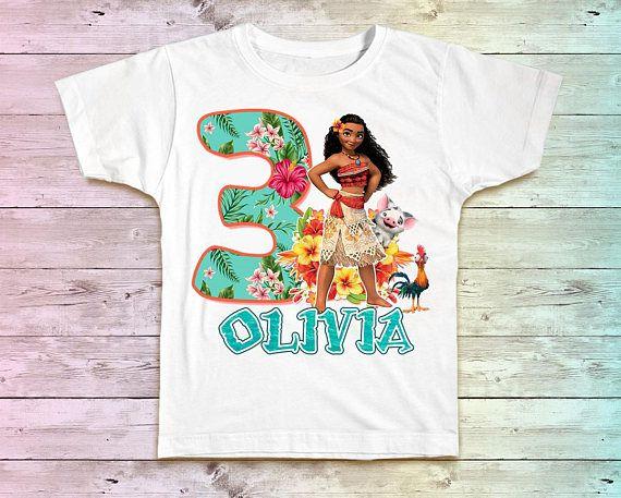e1e0d047 Moana Birthday Shirt, Moana Maui Family Birthday Tshirt, Matching ...