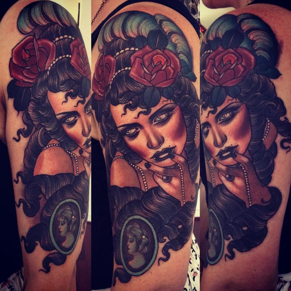 GNARCISSUS ART • Emily rose murray… Stellar tattoo artist, such...