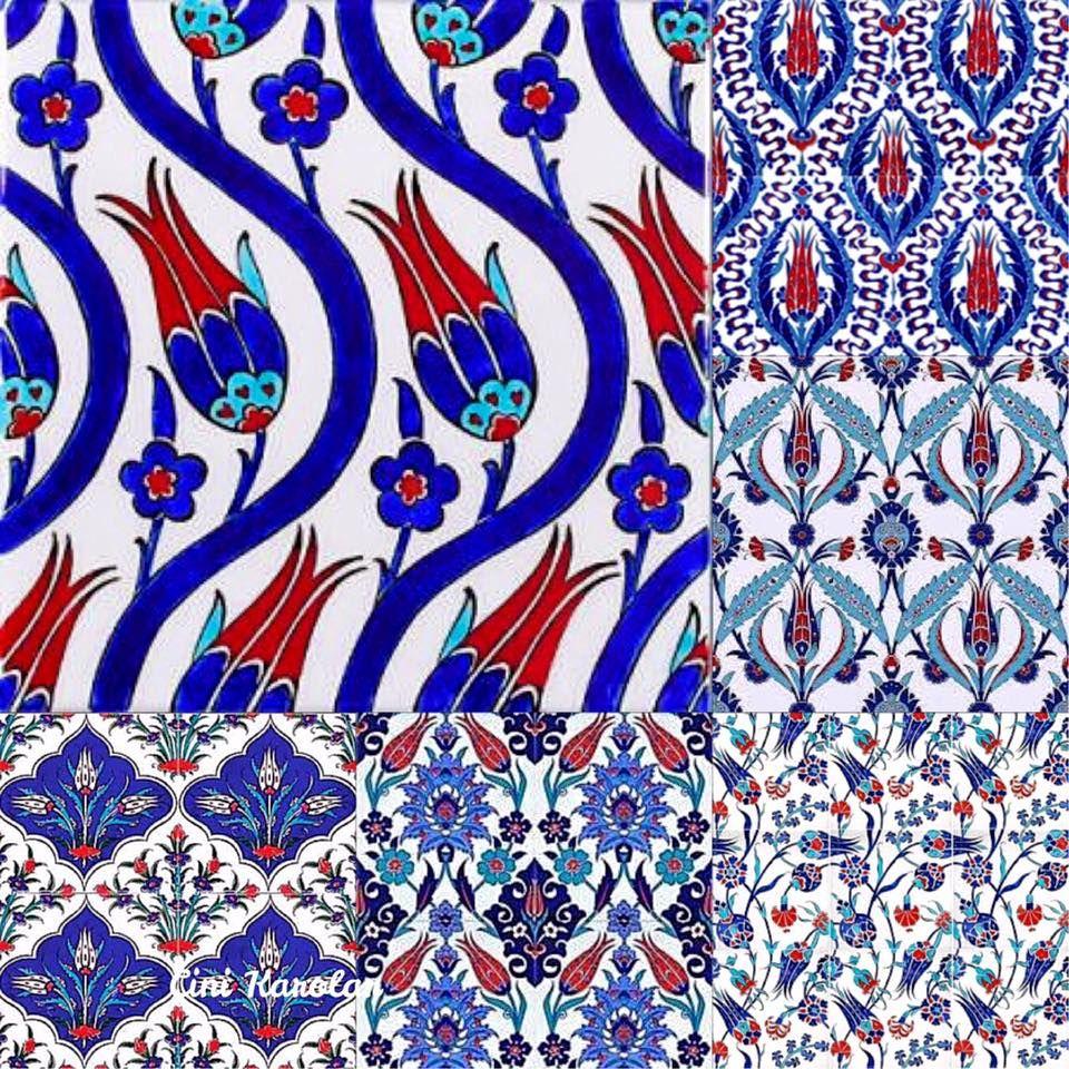 從奧斯曼土耳其時期開始,鬱金香就是土耳其的國花,在服飾、瓷磚、各種生活用品設計上,包括茶杯都可看見。
