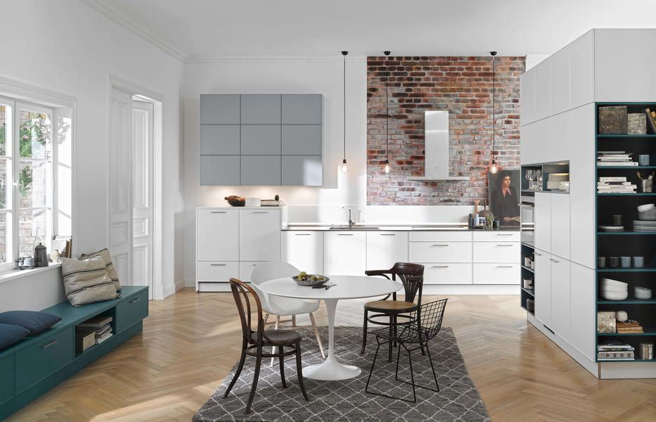 Wohnküchen Platz zum Leben nolte-kuechende Cuisines Nolte - nolte k chen farben