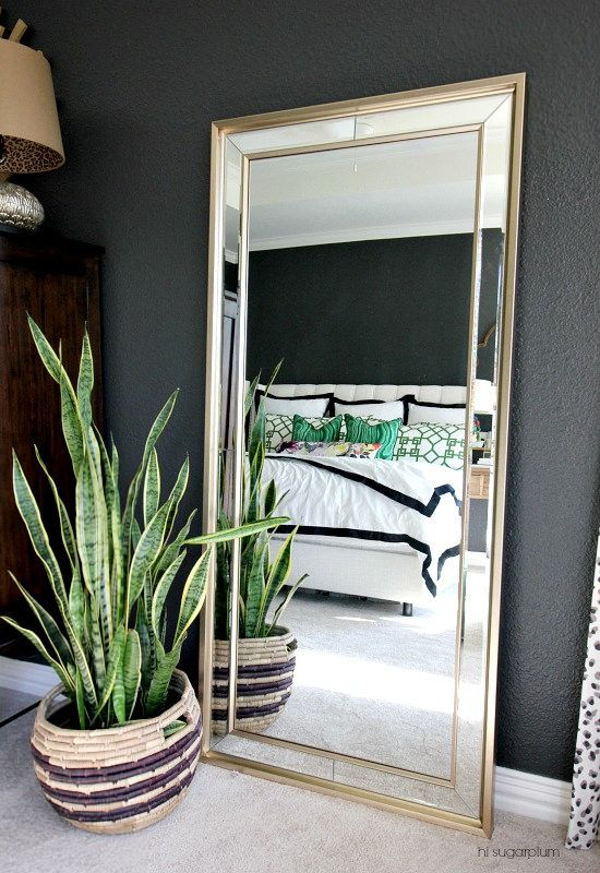 From Junk Room To Beautiful Bedroom The Big Reveal: {One Room Challenge} The Master Bedroom Reveal