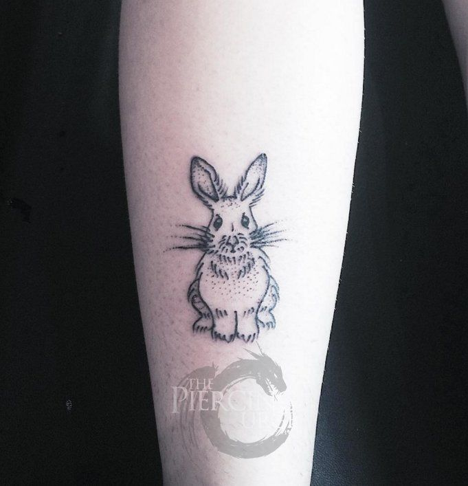 timothy von senden rabbit tattoo