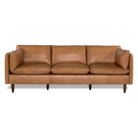 Eton 3 Seat Sofa Leather Sofa Sofa Elegant Sofa