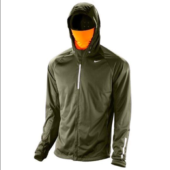 Men's Nike Element Shield Max running jacket