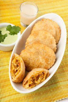 Pastelitos andinos con masato - Recetas