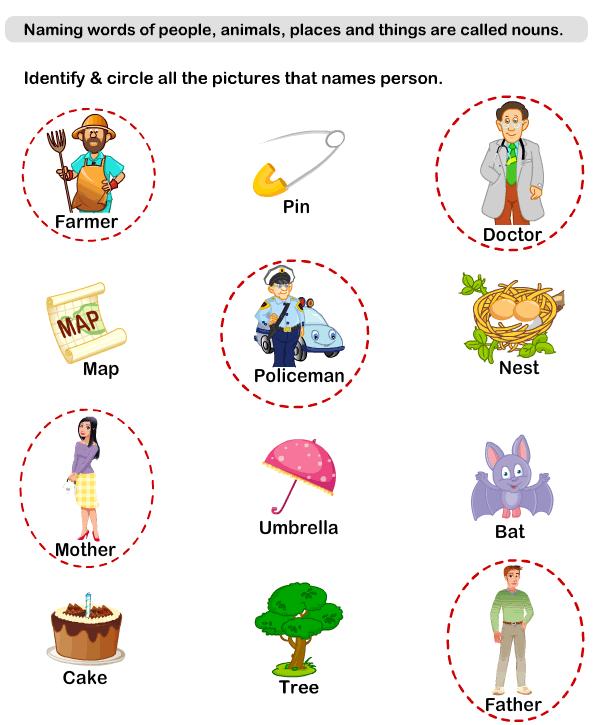 Grammar Worksheets for Kids, EFL-ESL Printable Worksheets ...