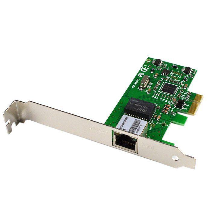 Realtek Chipset 8168 8111 Gigabit 1000M PCI-Express PCI-E pcie PCI Expresscard LAN Network Card Adapter converter NIC