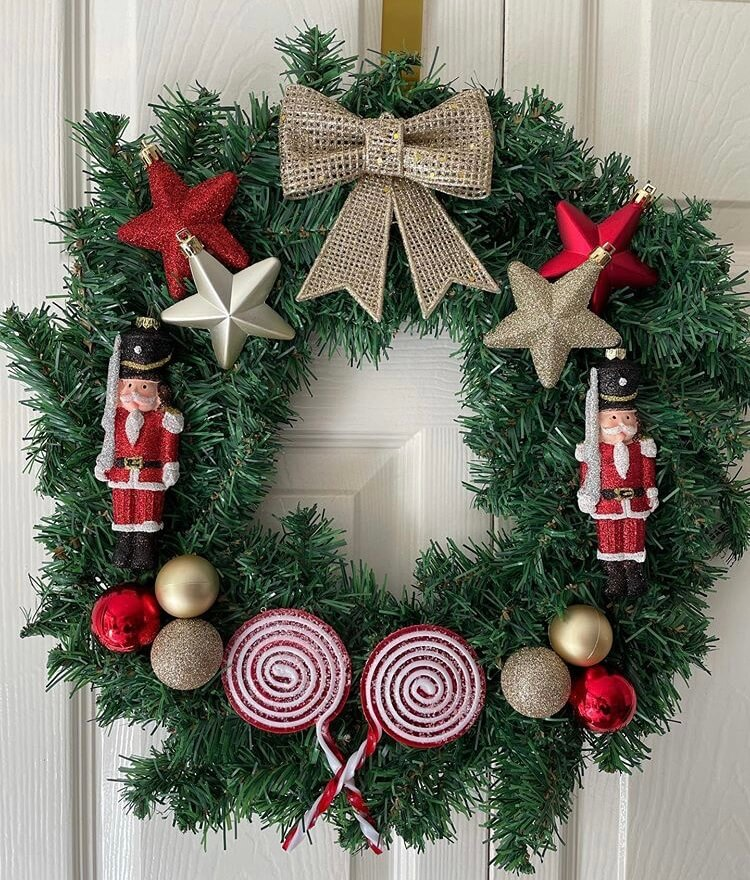 31++ At home christmas wreaths info