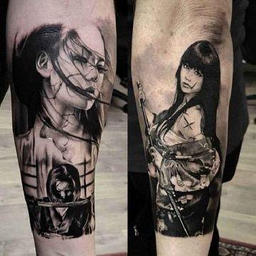 Originales Y Simbolicos Tatuajes Chinos Y Su Significado Tatuajes