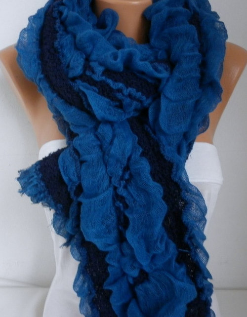Scarf Fall Winter Accessories Cowl Scarf Oversize by fatwoman ✿. ☂ ☂  ✿