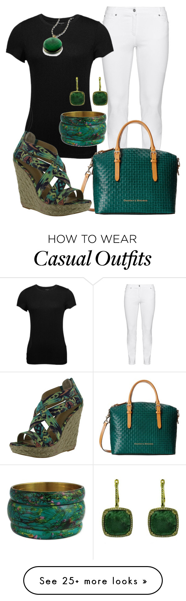 """""""Casual"""" by alice-fortuna on Polyvore featuring Steilmann, Orobos, Dooney & Bourke, Chinese Laundry, Dabakarov and ela rae"""